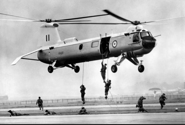 Up, up and away! Farnborough Air Show
